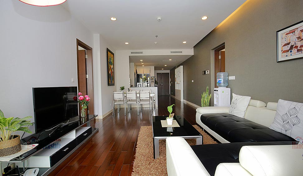 Lancaster: Luxurious 03BRs apartment with Giang Vo lake view 3