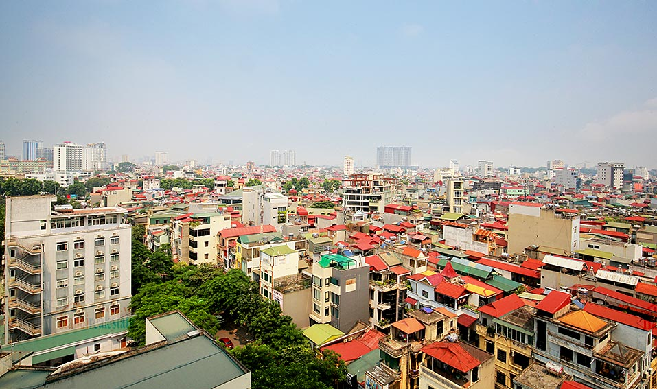 Lancaster: Luxurious 03BRs apartment with Giang Vo lake view 9