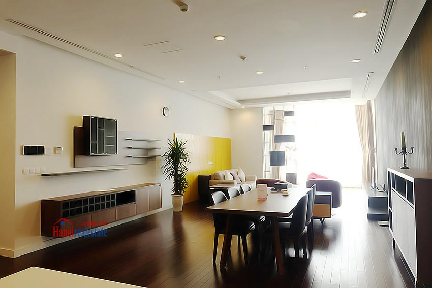 Lancaster luxury serviced apartment for rent,300m2, 4 bedrooms, high floor 1