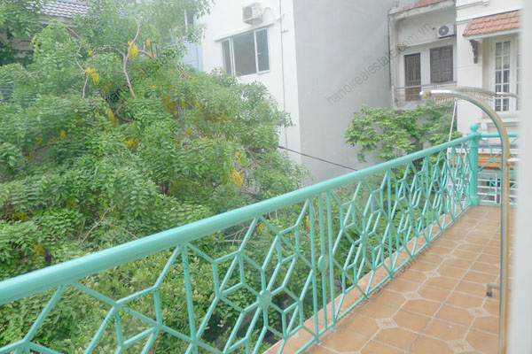 Large  garage, beautiful house for rent in Ba Dinh, Hanoi 13