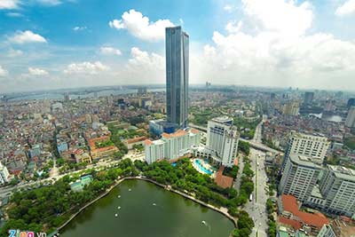 Lotte Center Hanoi: Serviced Apartments