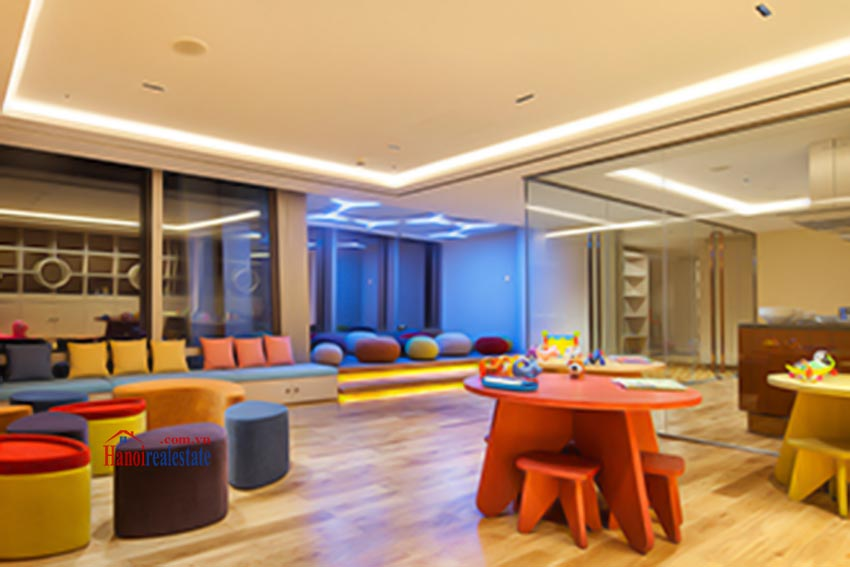 Lotte Hanoi - Serviced Apartments rental: children playing room