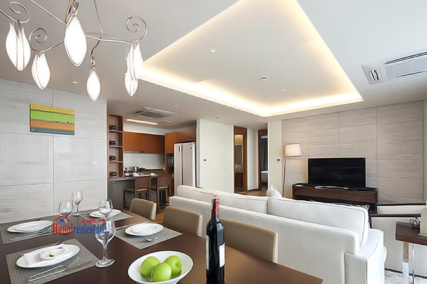 Lotte Hanoi - Serviced Apartments for lease