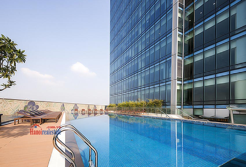 Lotte Hanoi - Serviced Apartments with Swimming pool
