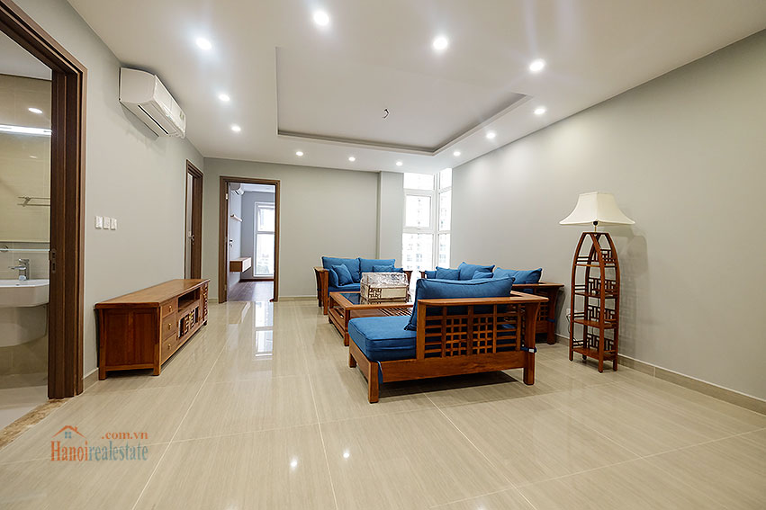 Lovely 02BRs apartment at L3 Ciputra, renovated with opened kitchen 1