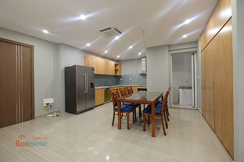 Lovely 02BRs apartment at L3 Ciputra, renovated with opened kitchen 14