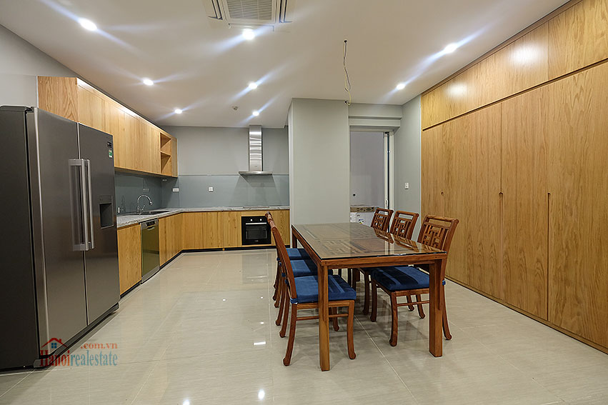 Lovely 02BRs apartment at L3 Ciputra, renovated with opened kitchen 15