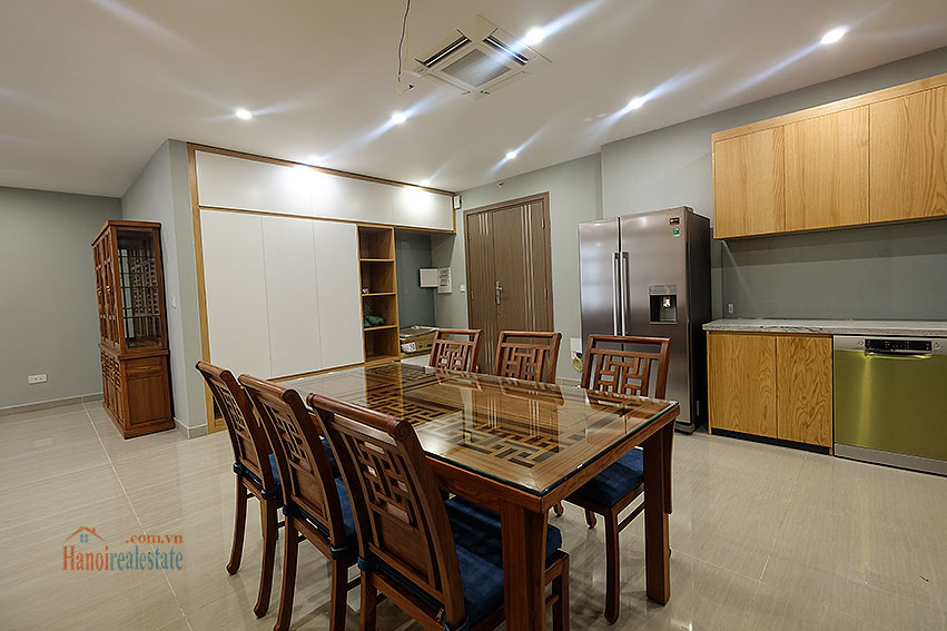 Lovely 02BRs apartment at L3 Ciputra, renovated with opened kitchen 16