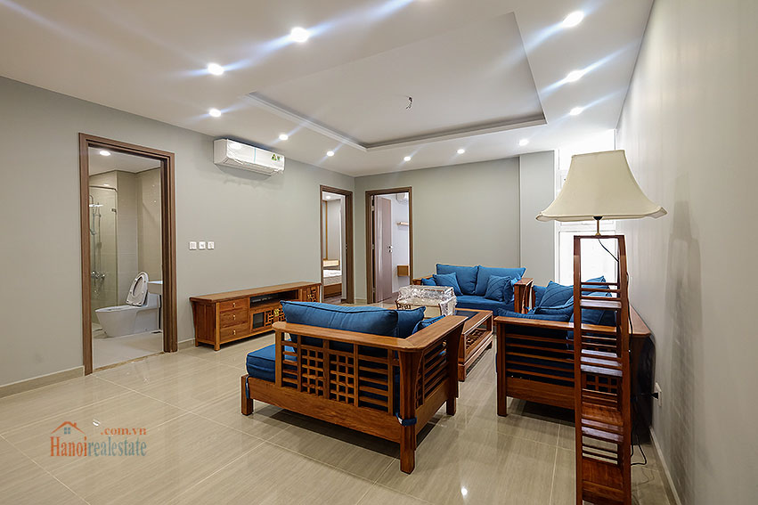 Lovely 02BRs apartment at L3 Ciputra, renovated with opened kitchen 4