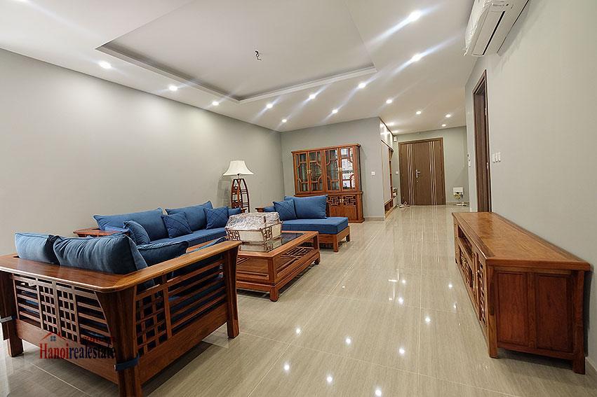 Lovely 02BRs apartment at L3 Ciputra, renovated with opened kitchen 6