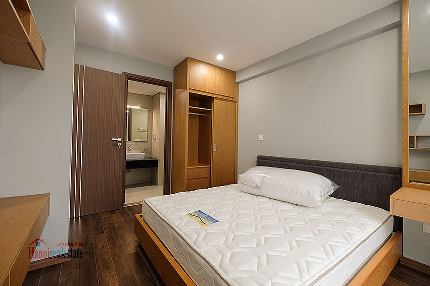 Lovely 02BRs apartment at L3 Ciputra, renovated with opened kitchen 9