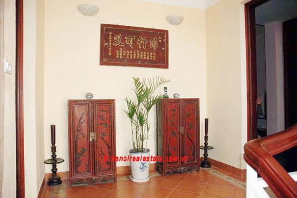 Lovely & Spacious House with swimming pool & car for rent in Tay Ho 7