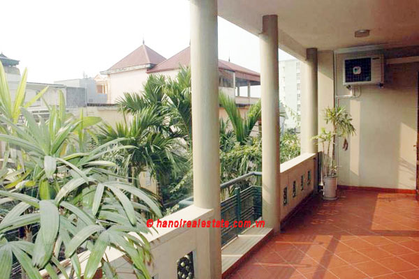 Lovely & Spacious House with swimming pool & car for rent in Tay Ho 10