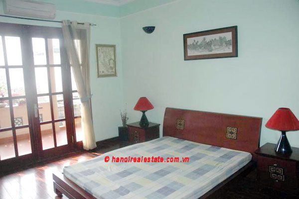Lovely & Spacious House with swimming pool & car for rent in Tay Ho 12