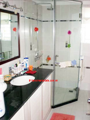 Lovely & Spacious House with swimming pool & car for rent in Tay Ho 9