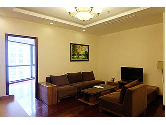Luxurious 02BRs apartment for rent at Royal City, high floor