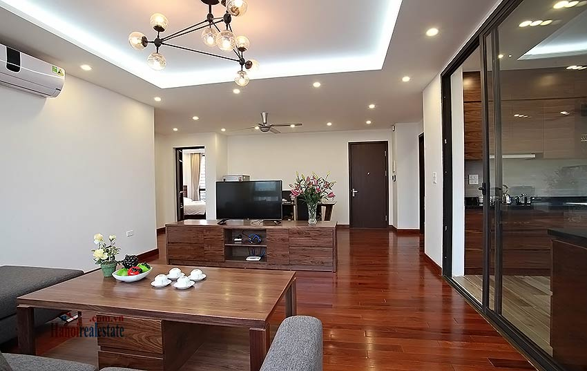 Luxurious 03br apartment in Cau Giay, close to Somerset Hoa Binh 4