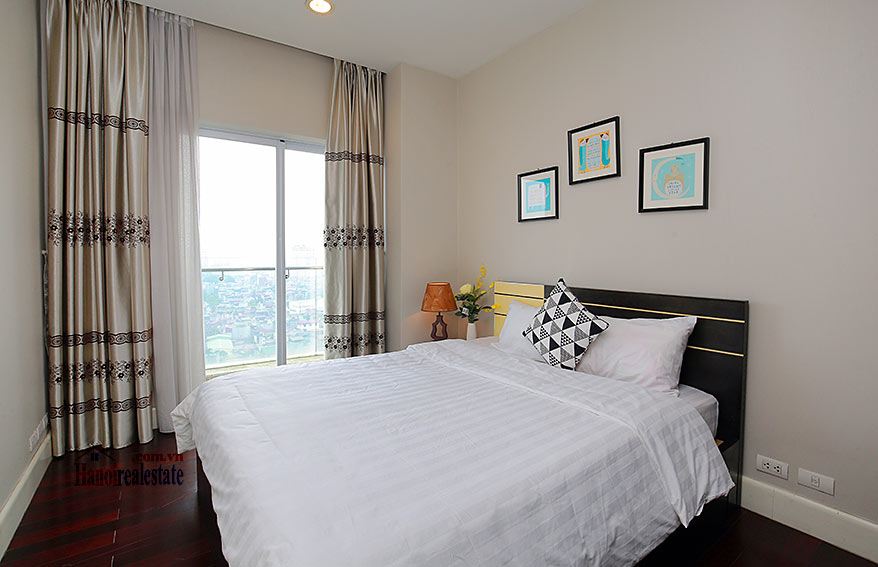 Luxurious City view apartment in Golden Westlake, free gym and pool 5