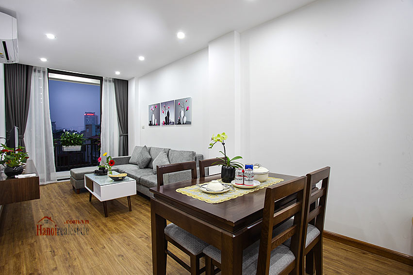 Luxurious City view apartment in Golden Westlake, free gym and pool 20