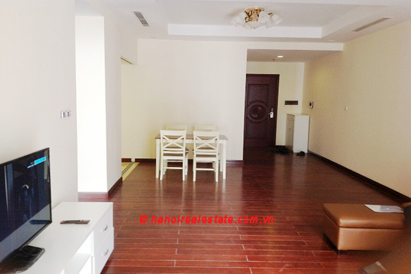 Luxury Apartment for rent at R1 12th floor of Royal City Hanoi, 3 bedrooms 1