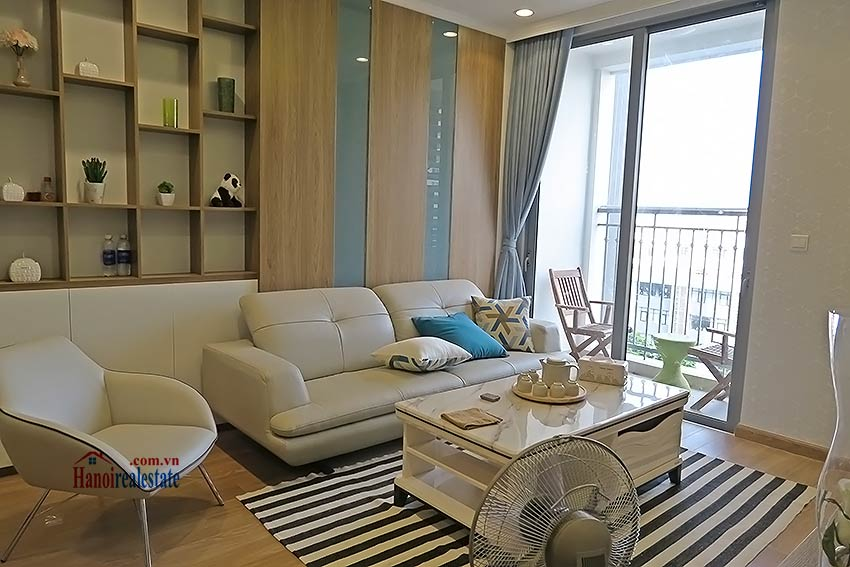 Luxury apartment in Park Hill Premium: 03 bedrooms, fully furnished 1