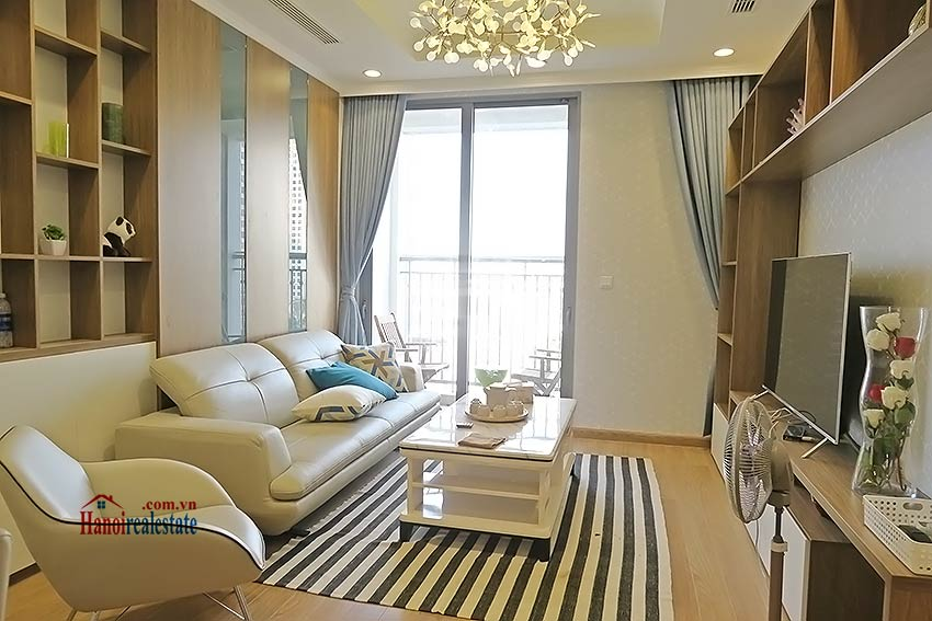 Luxury apartment in Park Hill Premium: 03 bedrooms, fully furnished 2