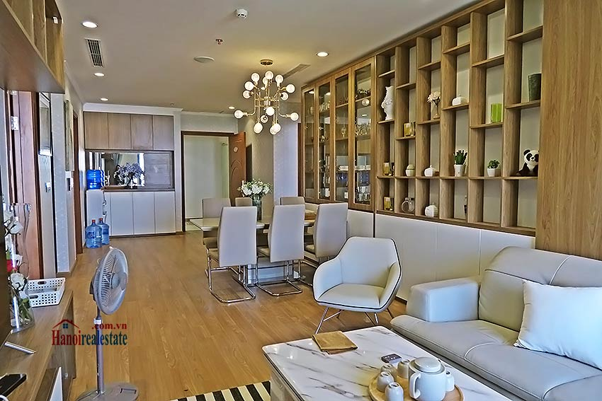 Luxury apartment in Park Hill Premium: 03 bedrooms, fully furnished 4