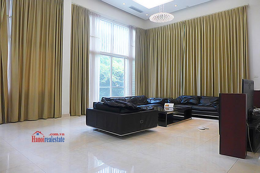 Luxury Modern villa with Large rooftop Terrace over looking Hanoi West Lake 7