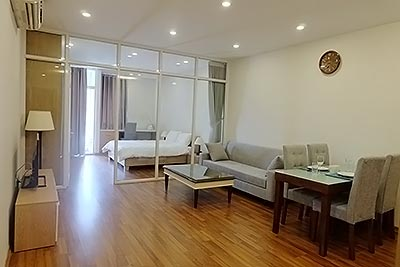 Rental Luxury serviced apartment in Cau Giay, 1 BR