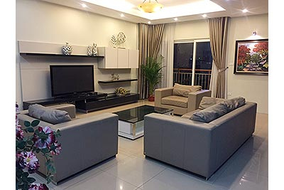 M5 apartment, Nguyen Chi Thanh st, 02br, fully furnished