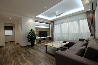 Marvelous 03BRs apartment at E4 Ciputra, newly renovated
