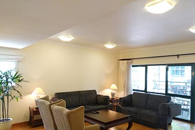 Mayfair: Bright 03BRs duplex serviced apartment, gym and swimming pool