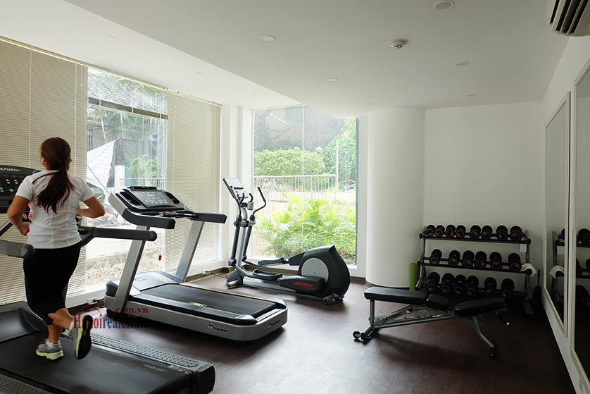 Mayfair: Bright 03BRs duplex serviced apartment, gym and swimming pool 11