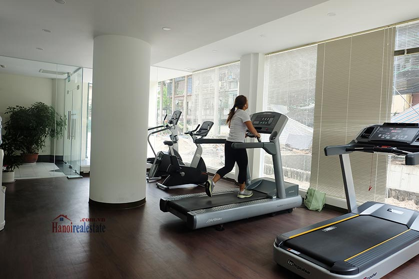 Mayfair: Bright 03BRs duplex serviced apartment, gym and swimming pool 12