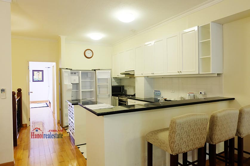 Mayfair: Fully furnished duplex 03BRs serviced apartment, with balcony 11