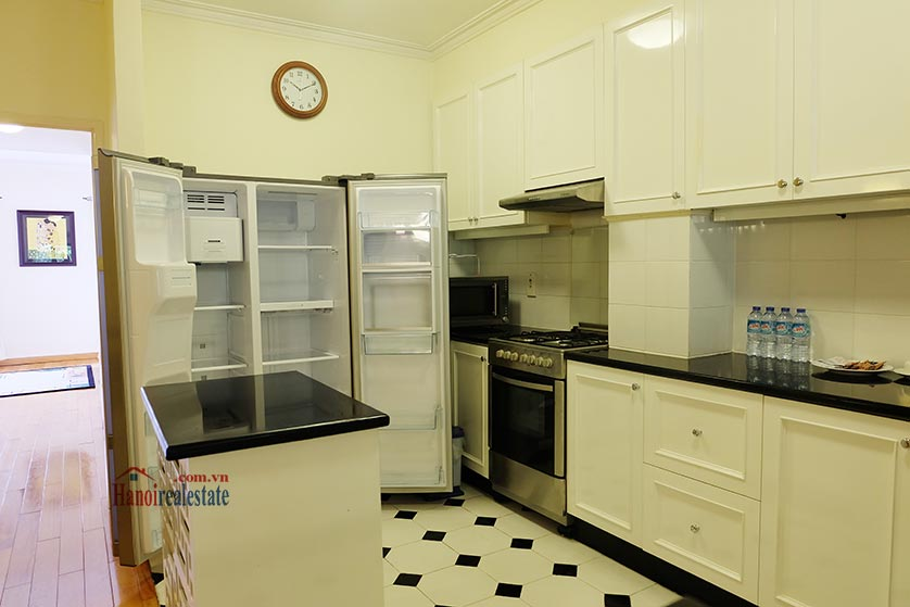 Mayfair: Fully furnished duplex 03BRs serviced apartment, with balcony 12