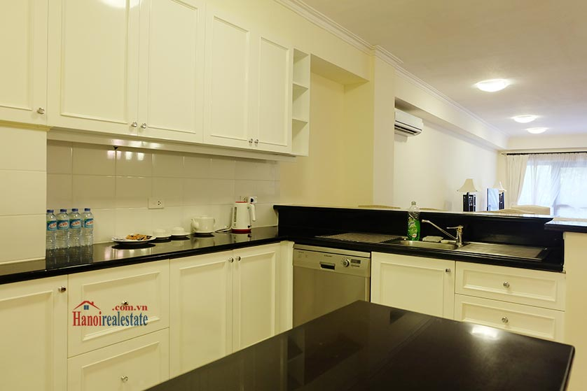Mayfair: Fully furnished duplex 03BRs serviced apartment, with balcony 13