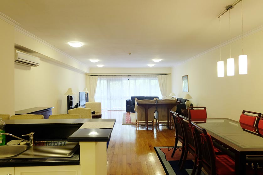 Mayfair: Fully furnished duplex 03BRs serviced apartment, with balcony 3