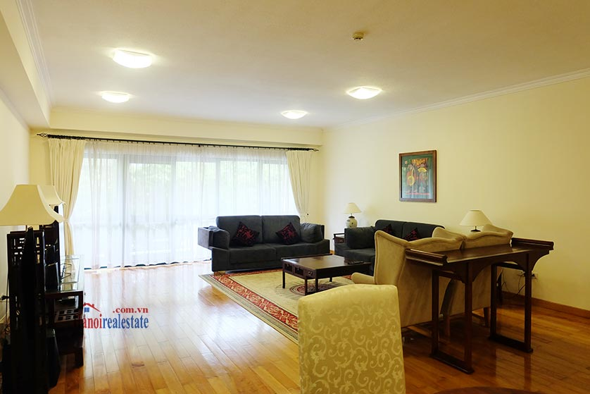 Mayfair: Fully furnished duplex 03BRs serviced apartment, with balcony 6
