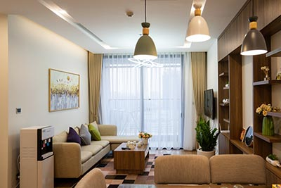 Metropolis: Awesome 03BRs at M2 building with great home feeling