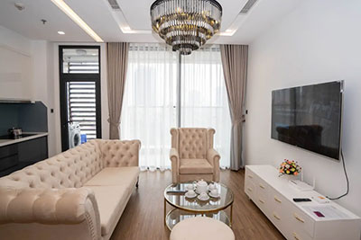 Metropolis: Elegant 03BRs apartment at M1 Tower, reasonable price