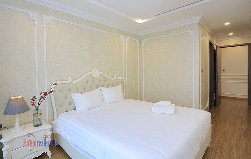 Metropolis: Glamorous 03BRs apartment with pricey view of City 10