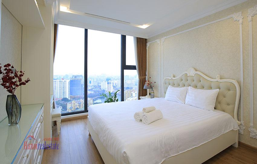 Metropolis: Glamorous 03BRs apartment with pricey view of City 11