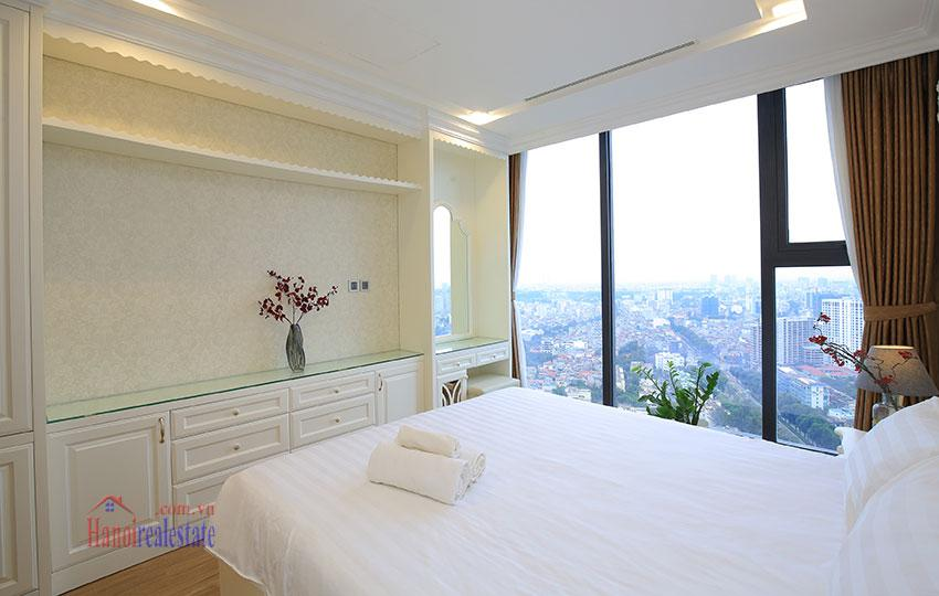Metropolis: Glamorous 03BRs apartment with pricey view of City 12