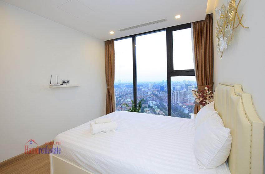 Metropolis: Glamorous 03BRs apartment with pricey view of City 17