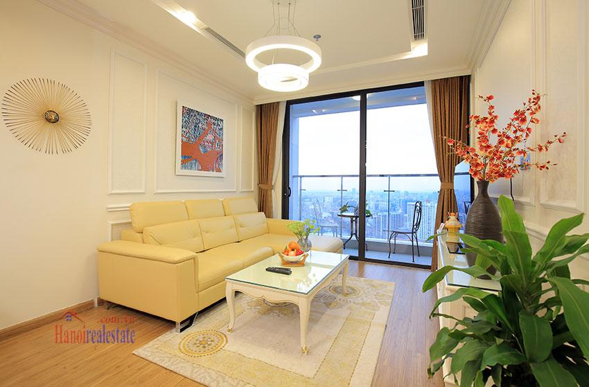 Metropolis: Glamorous 03BRs apartment with pricey view of City 3