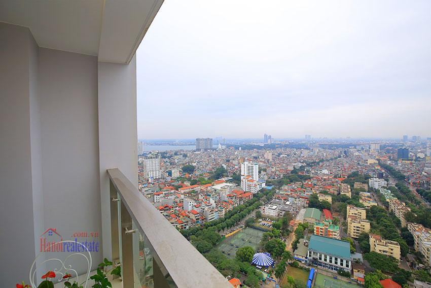 Metropolis: Glamorous 03BRs apartment with pricey view of City 6