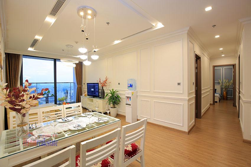 Metropolis: Glamorous 03BRs apartment with pricey view of City 7