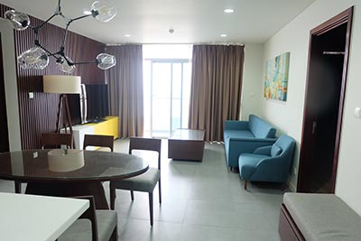 Modern Furnished 02BRs apartment for rent/sale at Watermark