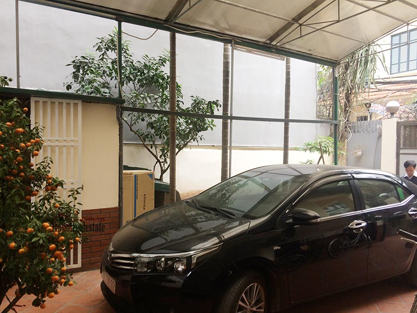 Modern 03BRs house at To Ngoc Van, with car access 2